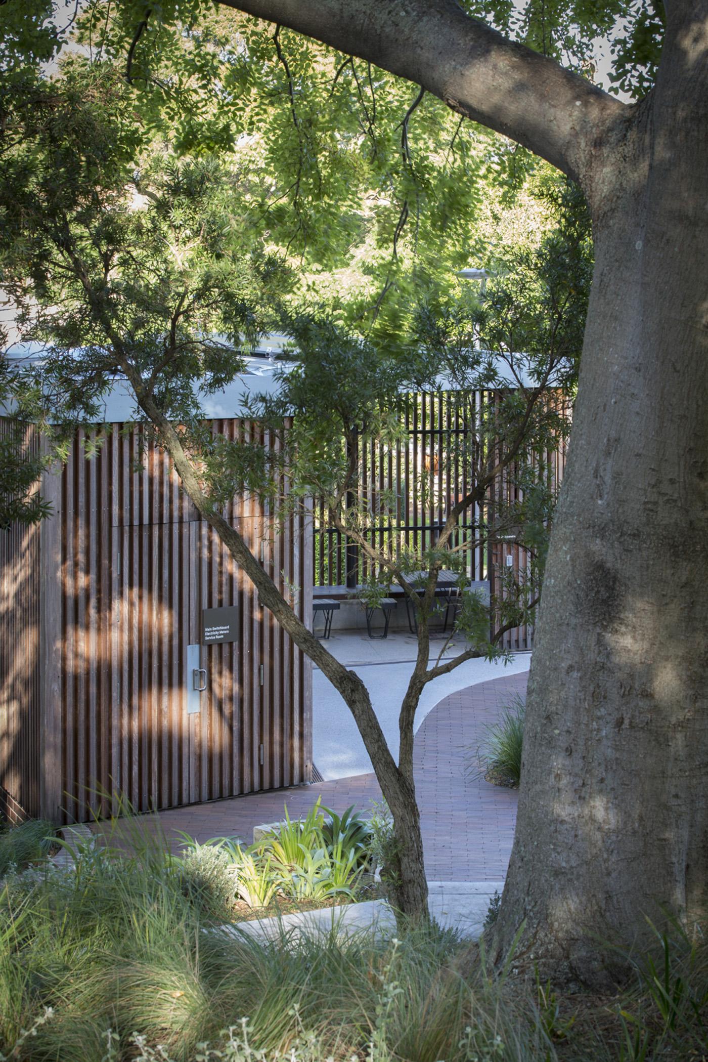 St James Park Amenities, Glebe Sydney