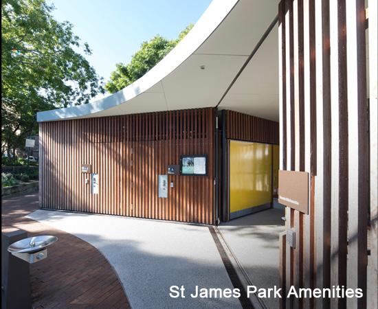 St James Park Amenities