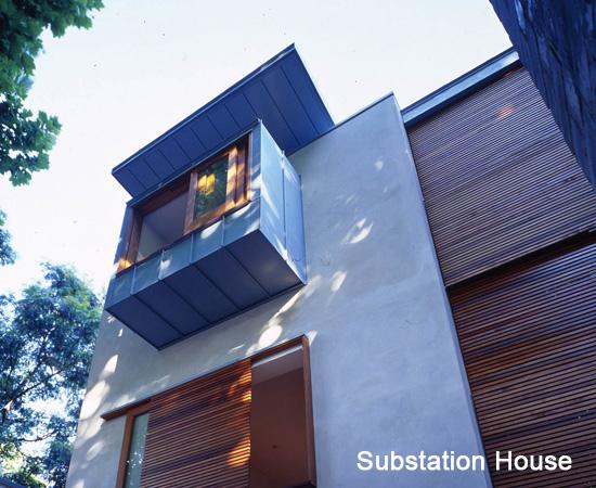 Substation House