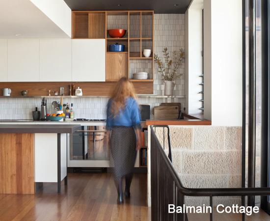 Balmain Cottage