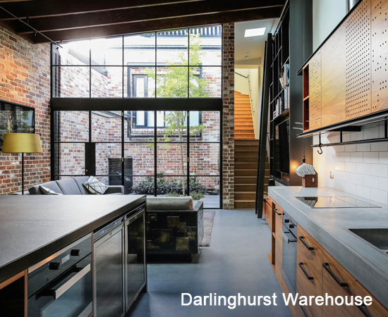 Darlinghurst Warehouse