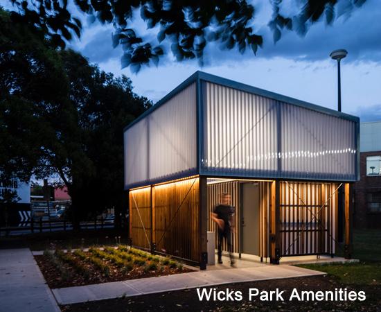Wicks Park Amenities