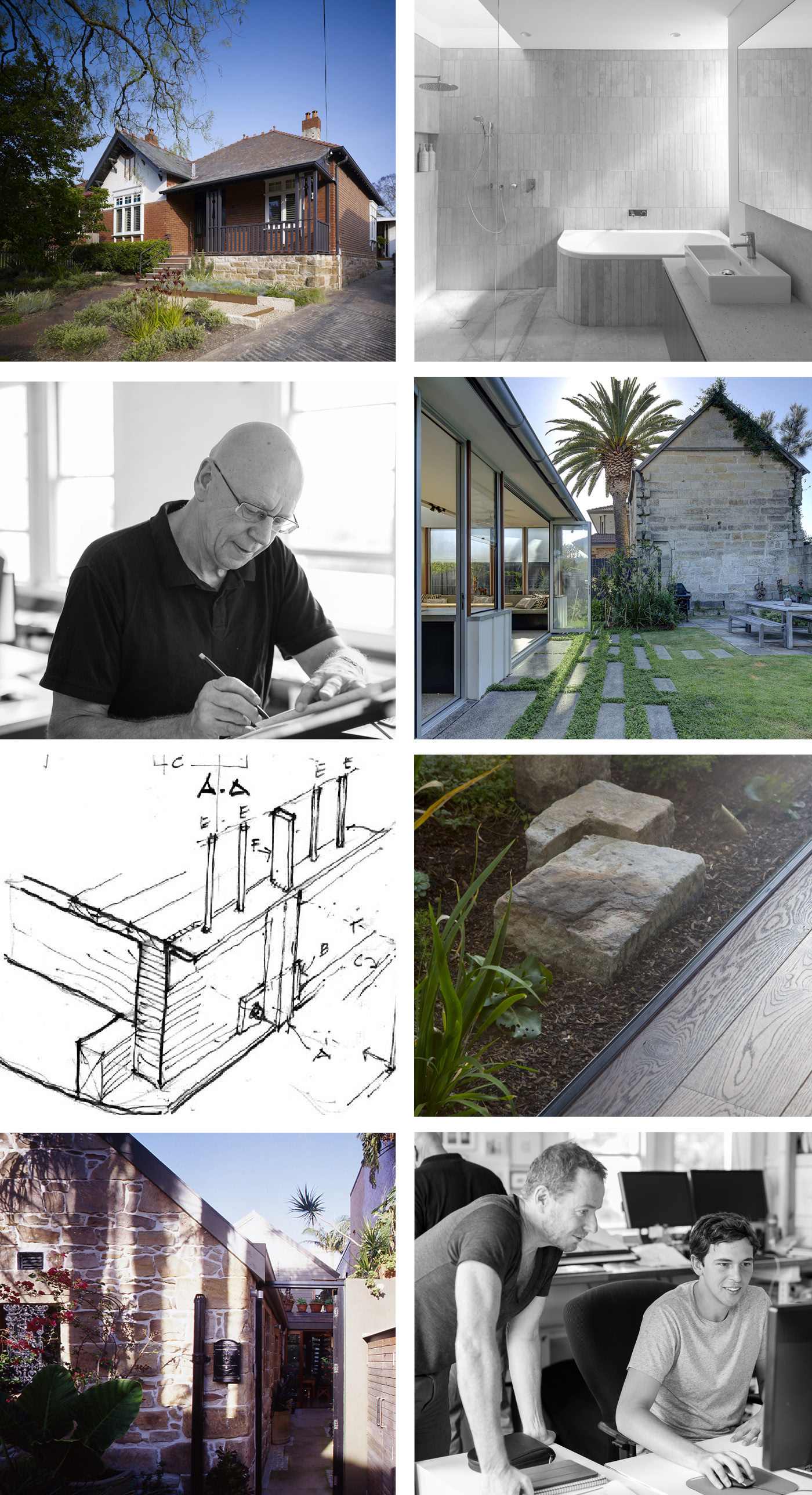 Selection of Heritage Architecture projects