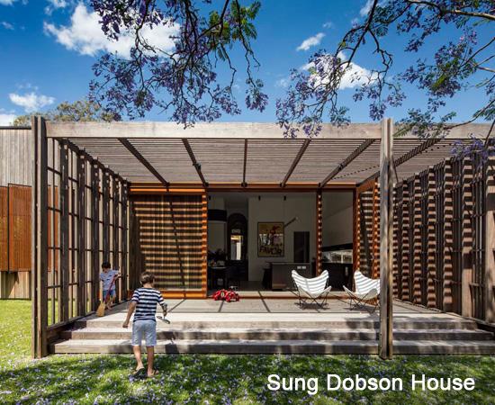 Sung Dobson House