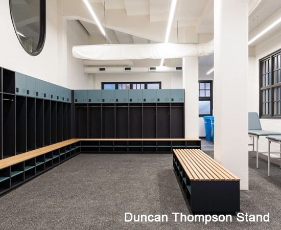 Duncan Thompson Stand