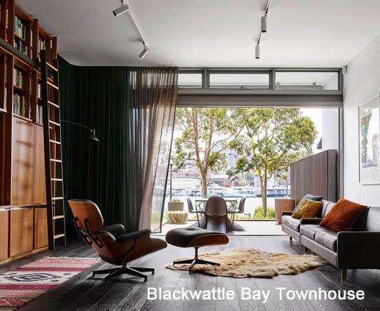 Blackwattle Bay Townhouse