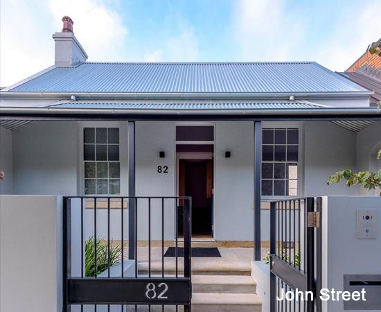 John Street House