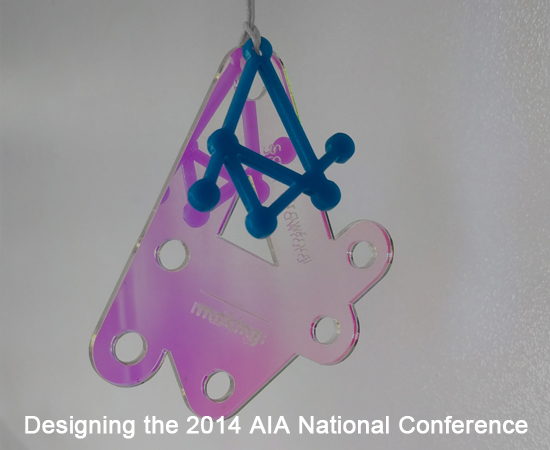 Designing the 2014 AIA National Conference