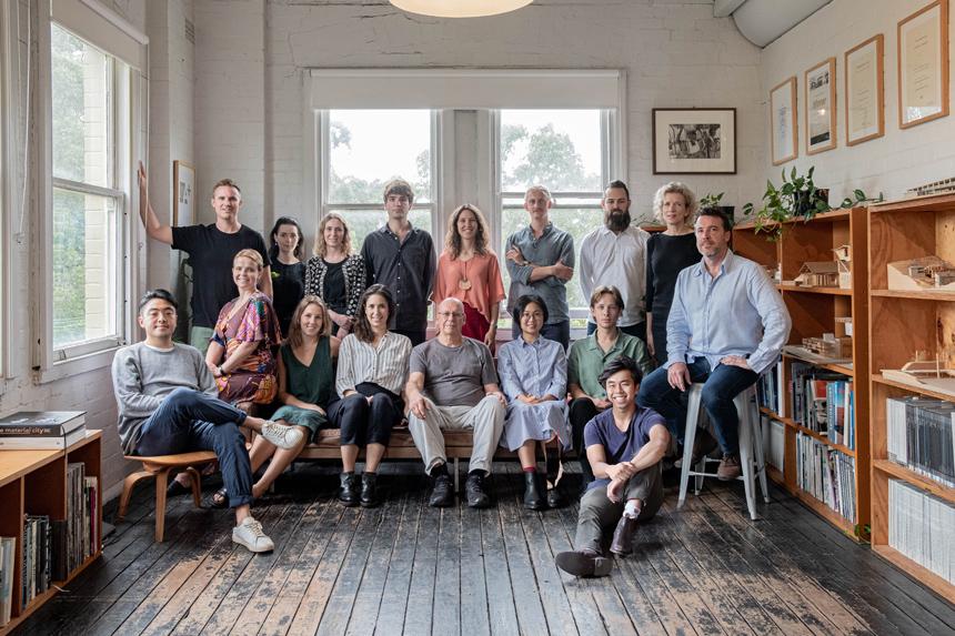 Sam crawford architecture team