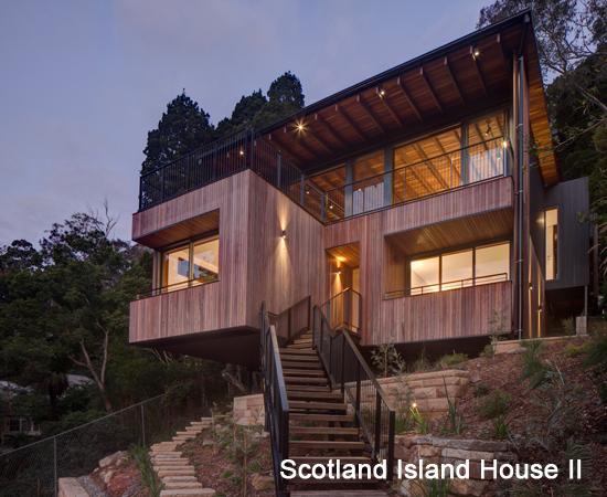 Scotland Island House II