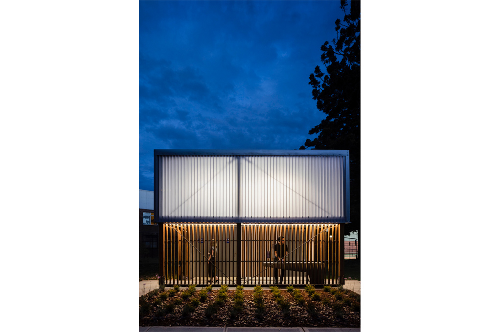 Wicks Park wins NSW AIA Commendation