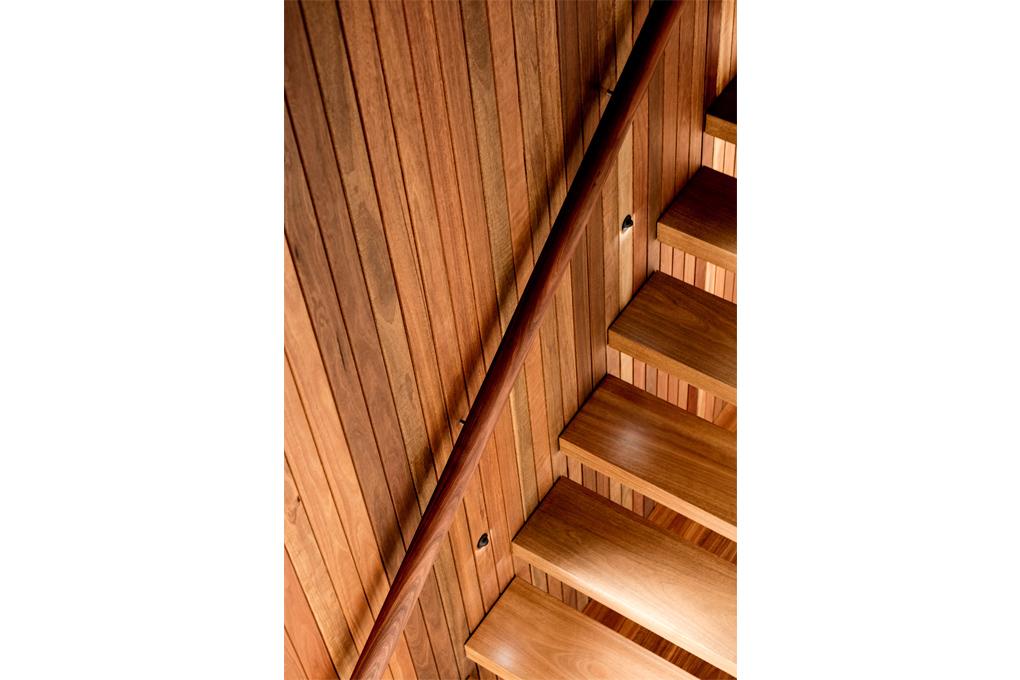 Timber Design Awards shortlist for Scotland Island II