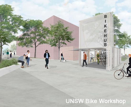 UNSW Bike Workshop